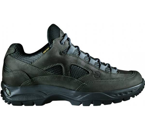 Hanwag Gritstone Gtx® Lila/Violett, Damen Gore-Tex® Hiking- & Approach-Schuh, Größe EU 43 - Farbe Pflaume Damen Gore-Tex® Hiking- & Approach-Schuh, Pflaume, Größe 43 - Lila/Violett
