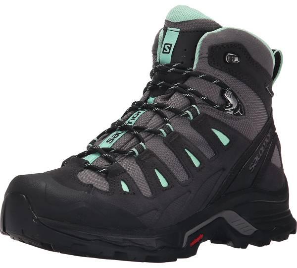 Wanderschuh Salomon Quest Prime GTX India Ink Damen-Schuhgröße 42,5 Schuhgröße 42,5 Schwarz