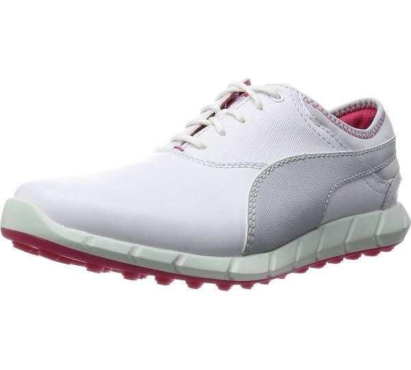 Puma Ignite Spikeless Golf Wmns Damen Schuhe 189109 01 Weiss nrKokSQUg