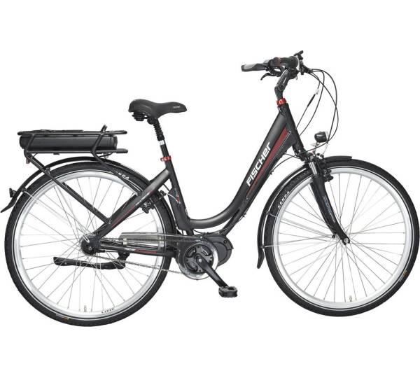 fischer die fahrradmarke ecu 1720 modell 2017 test. Black Bedroom Furniture Sets. Home Design Ideas