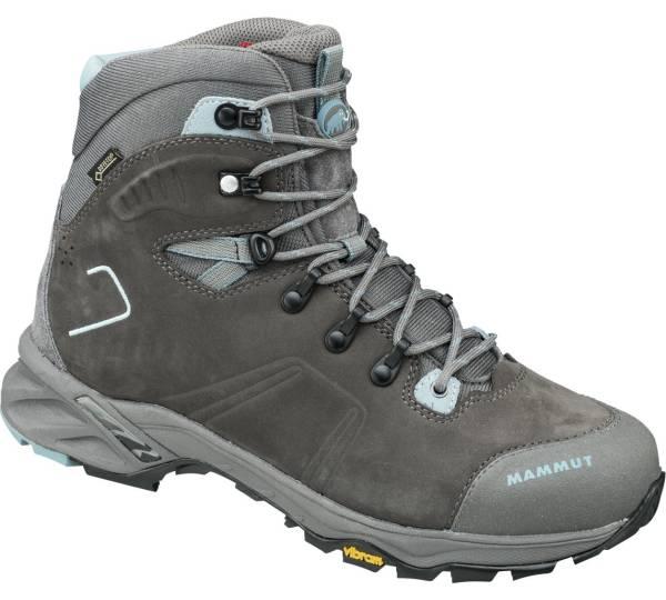 Mammut Nova Tour High GTX Women Backpacking/Hiking Footwear (High) 6, bark-air