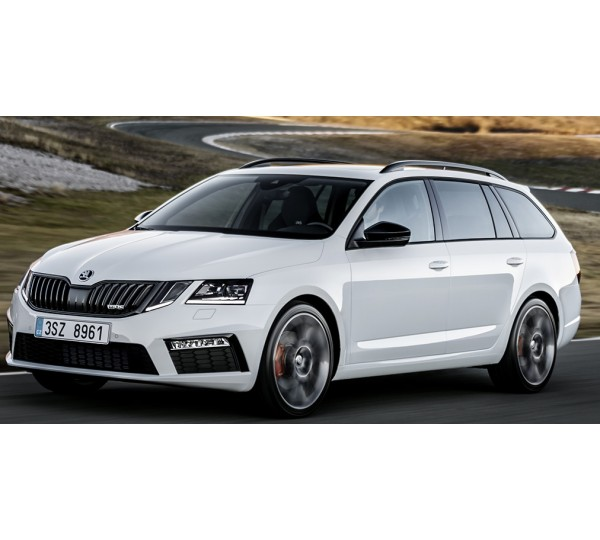 skoda octavia combi rs 230 2 0 tsi 169 kw 2017 test. Black Bedroom Furniture Sets. Home Design Ideas