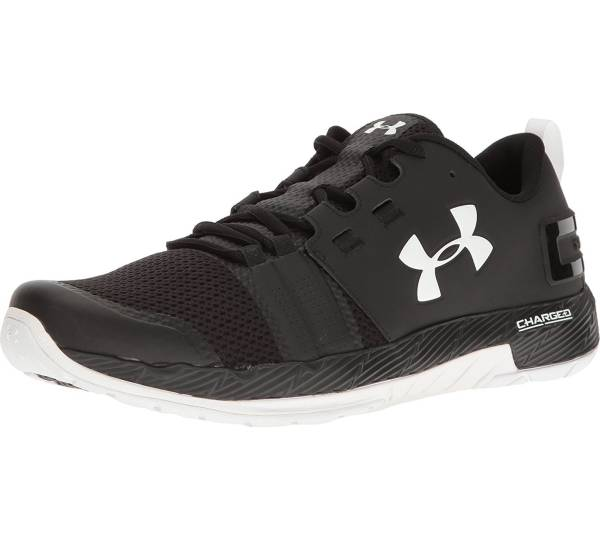 COMMIT TR - Trainings-/Fitnessschuh - black/white dy0Oony