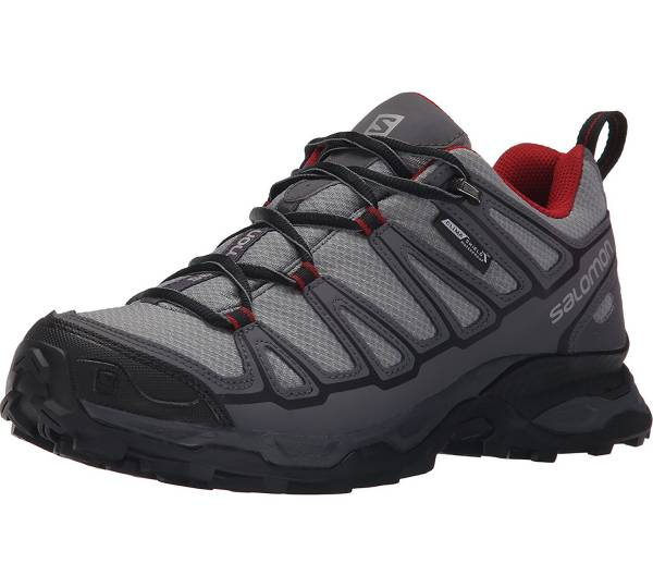 Billig Salomon X Ultra Prime CS WP Hiking Shoe Damen