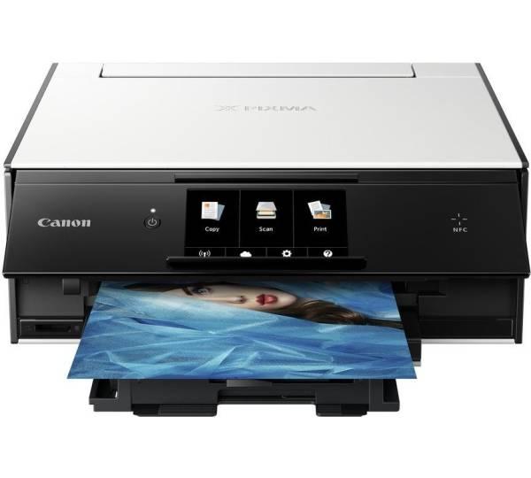 Canon Pixma TS9050 im Test ▷ Testberichte.de-∅-Note