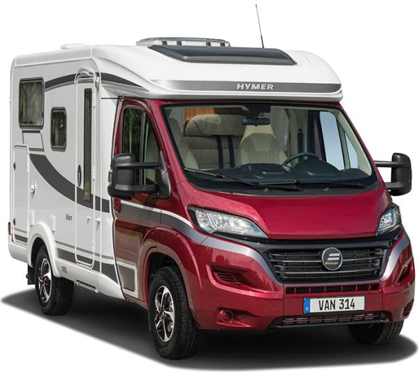 hymer van 374 130 multijet 6 gang manuell 96 kw test. Black Bedroom Furniture Sets. Home Design Ideas