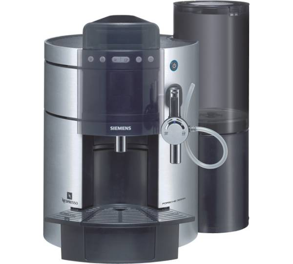Siemens Nespresso TK911N2DE im Test ▷ Testberichte.de-∅-Note
