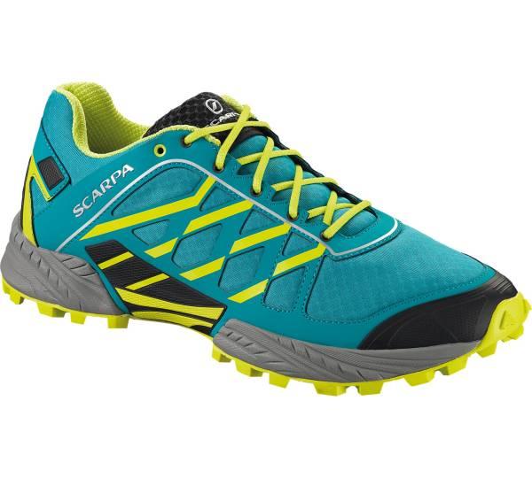 Scarpa - Women's Neutron - Trailrunningschuhe Gr 37 türkis/grau kkC6IEK8C0