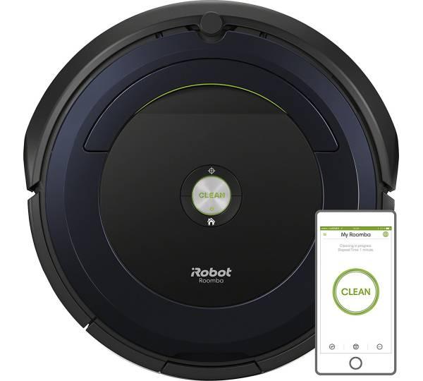 Nachtblau,#Händler iRobot Roomba 981 App-Steuerung