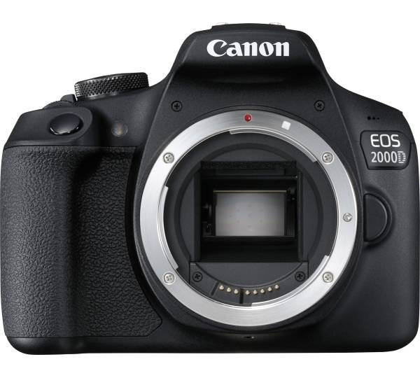 Canon EOS 2000D im Tes...