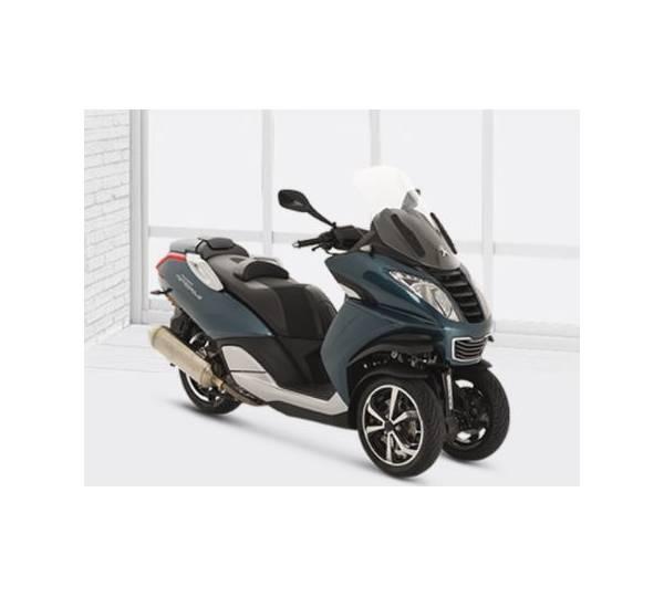 peugeot scooters metropolis im test ▷ testberichte.de-∅-note