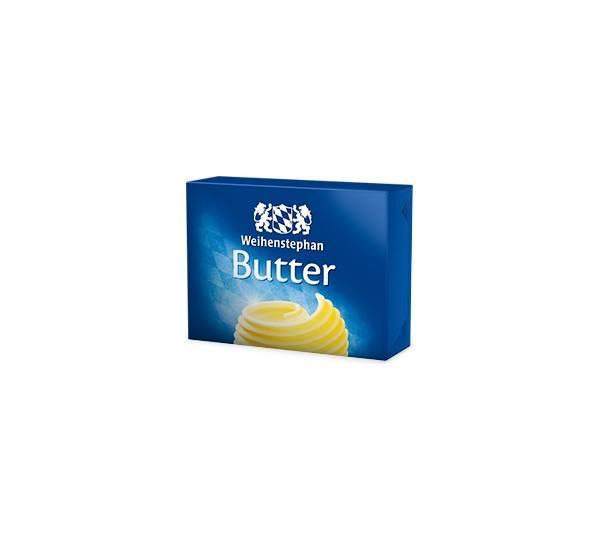 stiftung warentest butter