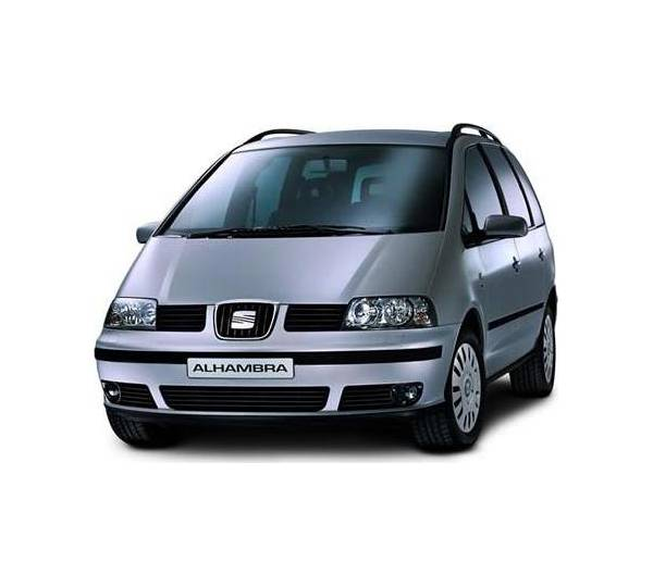 seat alhambra 96 im test. Black Bedroom Furniture Sets. Home Design Ideas