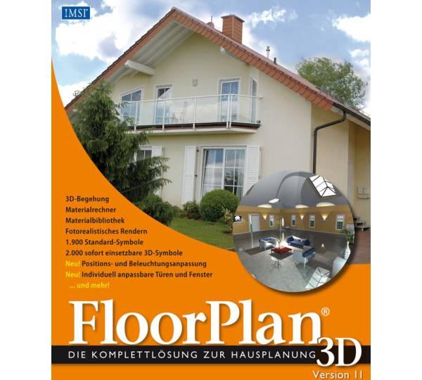 Imsi floorplan 3d standard test wohnungsplaner for Wohnungsplaner 3d