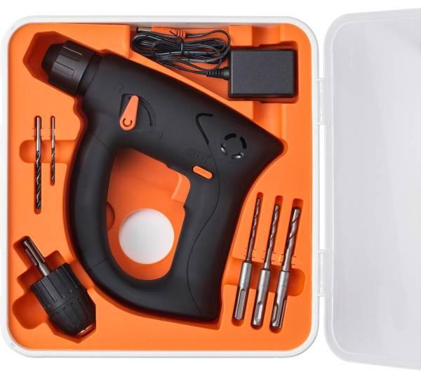 ikea fixa bohrhammer 14 4 v test akku bohrhammer. Black Bedroom Furniture Sets. Home Design Ideas