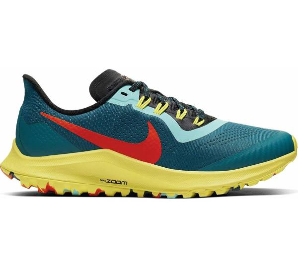 Nike Air Zoom Pegasus 36 Trail Test 2019 |