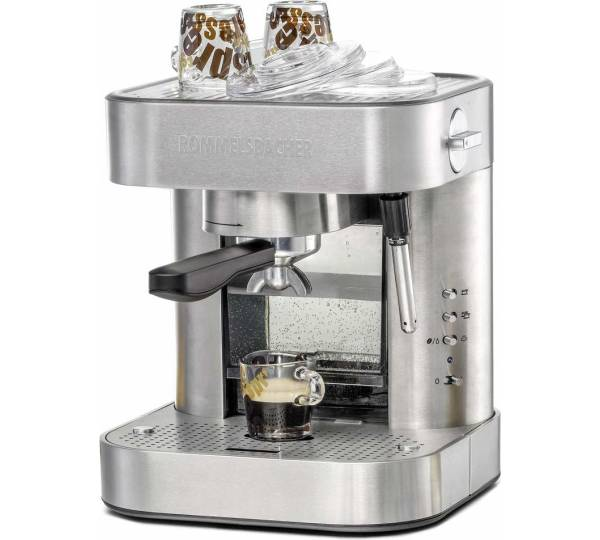 Mahlwerk integriertem Ambiano maschine mit espresso