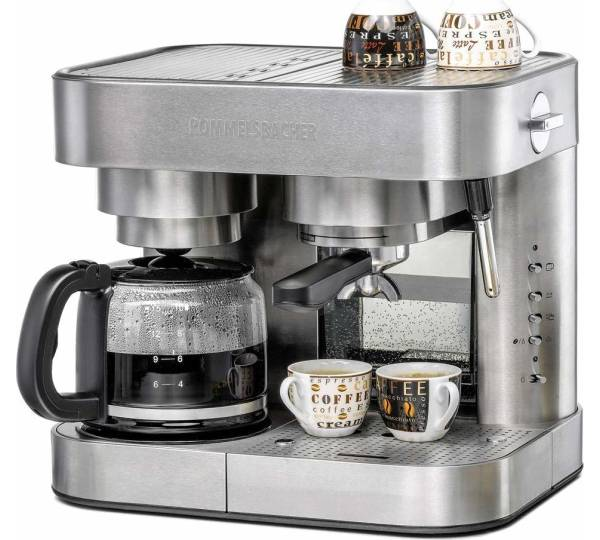 Maschine mit espresso mahlwerk Ambiano integriertem