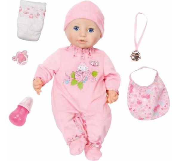 Zapf Creation Baby Annabell Magischer Fütterspaß