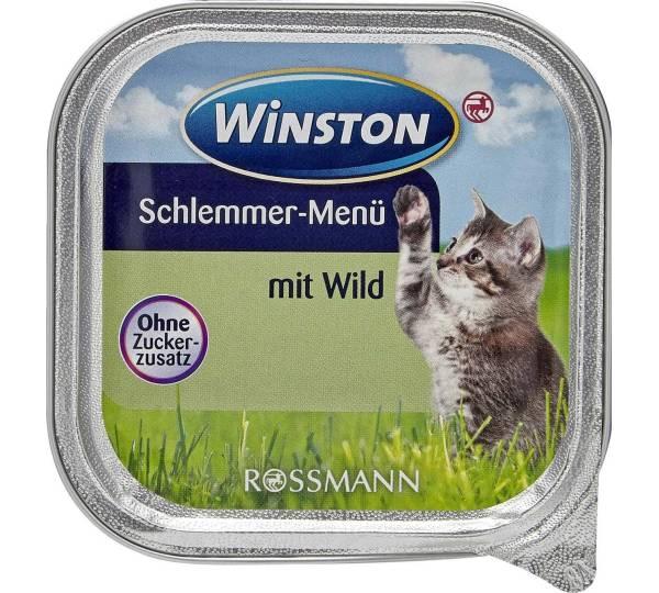 Rossmann Winston Schlemmer Menu Mit Wild Test Testberichte De