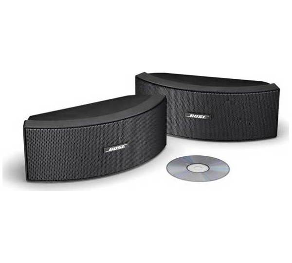 bose 151 environmental speakers im test. Black Bedroom Furniture Sets. Home Design Ideas