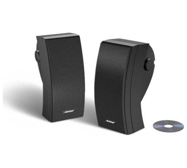 bose 251 environmental speakers test outdoor lautsprecher. Black Bedroom Furniture Sets. Home Design Ideas