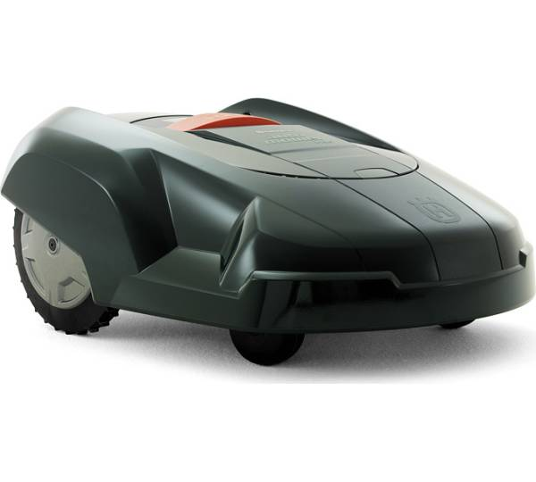 husqvarna automower 210 c im test. Black Bedroom Furniture Sets. Home Design Ideas