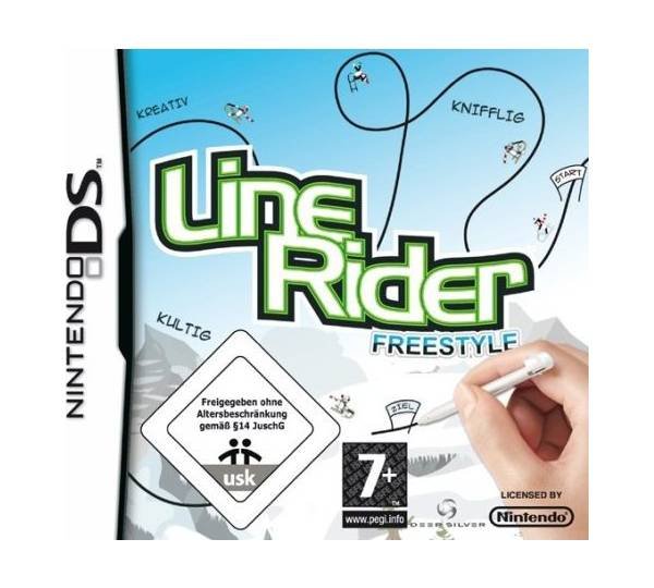 Koch media line rider freestyle im test for Koch quiz kinder