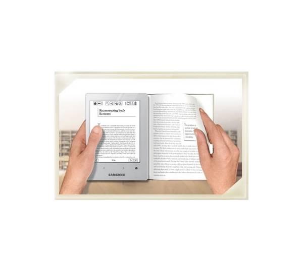 Samsung sne 50k quotpremiere auf dem e book reader markt for Premiere geschirrspüler