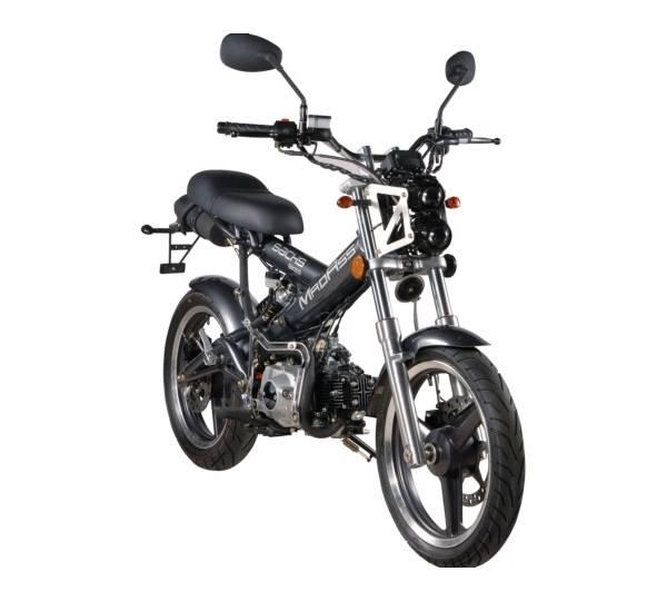 sachs bikes madass 50 2 kw im test. Black Bedroom Furniture Sets. Home Design Ideas