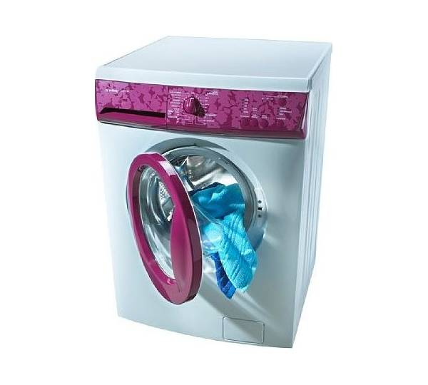 privileg waschmaschine fun violett. Black Bedroom Furniture Sets. Home Design Ideas