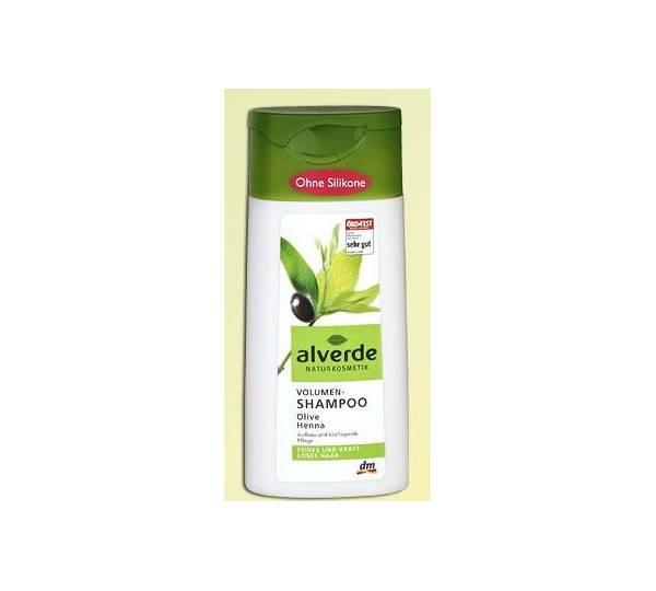 dm alverde volumen shampoo olive henna test. Black Bedroom Furniture Sets. Home Design Ideas