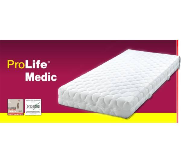 mfo matratzen factory outlet prolife medic test. Black Bedroom Furniture Sets. Home Design Ideas