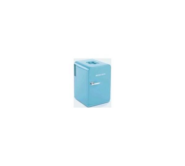 Mobicool F15 AC DC thermoelektrischer Minikühlschrank blau 14l A+ 12-230V blau