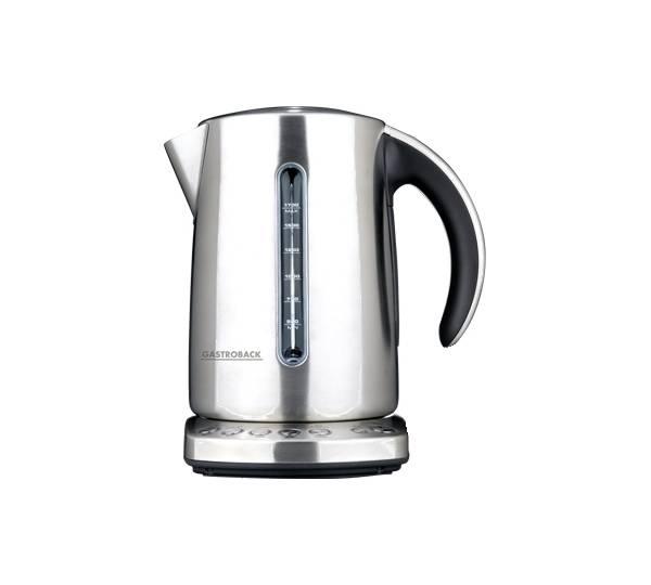 Gastroback Wasserkocher Design Advanced Pro 42429, 1,7 Liter