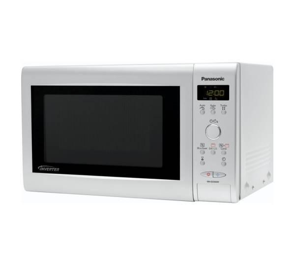 panasonic nn gd359w mikrowelle mit pizza pfanne. Black Bedroom Furniture Sets. Home Design Ideas