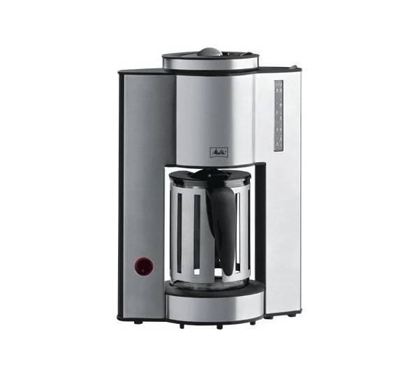 melitta linea unica de luxe test filter kaffeemaschine. Black Bedroom Furniture Sets. Home Design Ideas