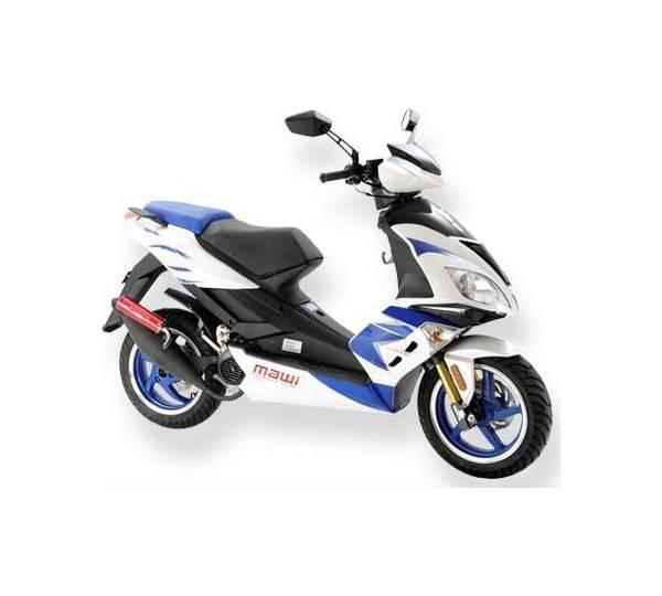 mawi motorcycle hp2 3 kw 10 im test. Black Bedroom Furniture Sets. Home Design Ideas