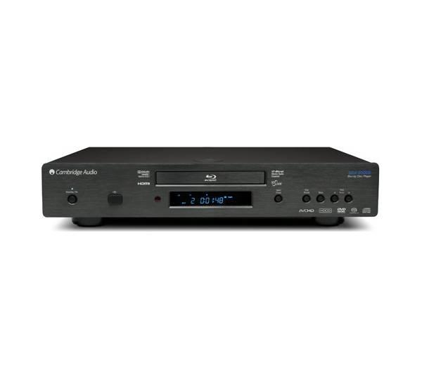Cambridge Audio Azur 650BD im Test Testberichte.de-∅-Note