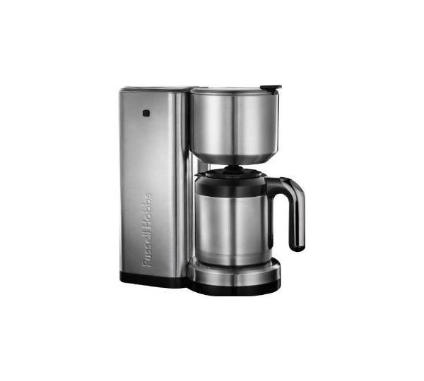 russell hobbs allure thermo kaffeemaschine test. Black Bedroom Furniture Sets. Home Design Ideas