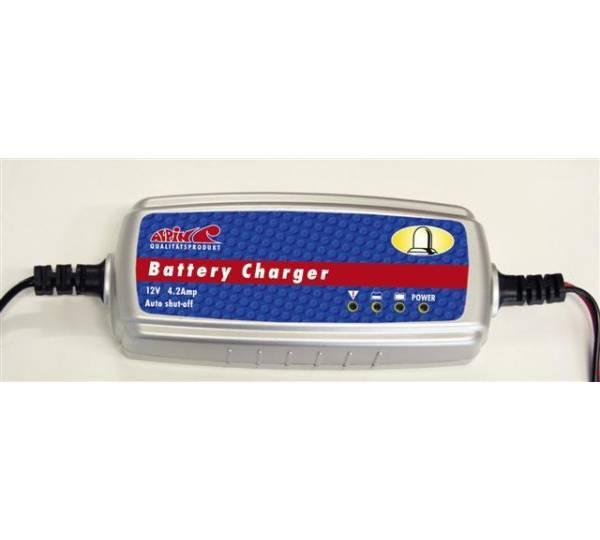 Rinder Alpine Battery Charger Typ M 42 Test Testberichte De