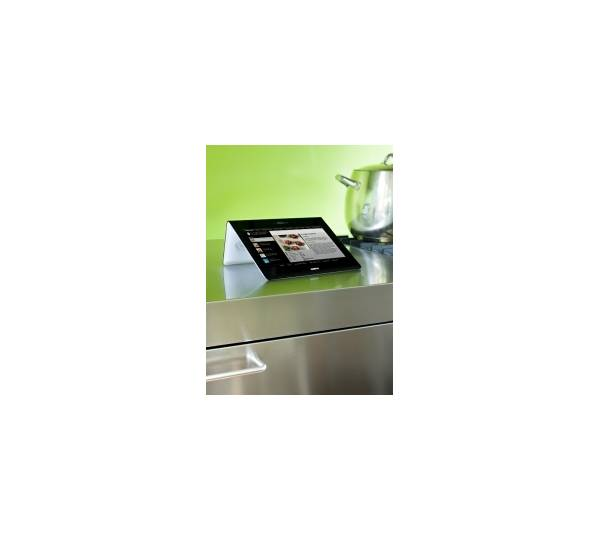 alessi promelit alessitab android tablet f r die k che. Black Bedroom Furniture Sets. Home Design Ideas