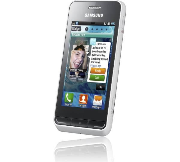 Samsung Wave 723 im Test Testberichte.de-∅-Note