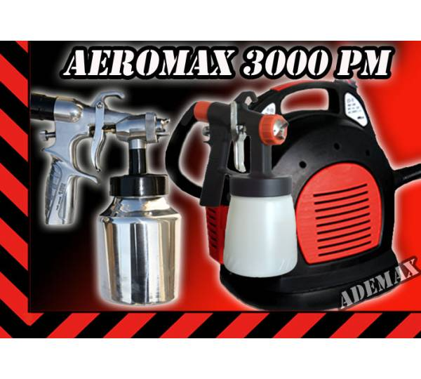 ademax aeromax 3000 pm im test. Black Bedroom Furniture Sets. Home Design Ideas