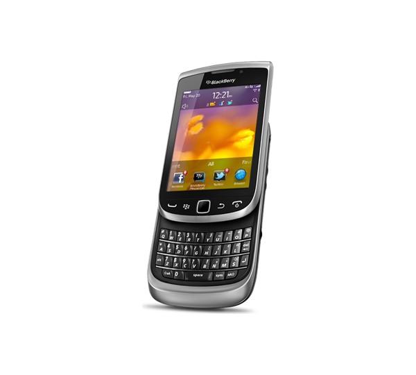 RIM BlackBerry Torch (9810) im Test Testberichte.de-∅-Note