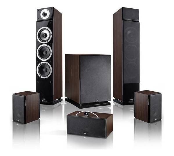 teufel theater 500 5 1 system im test. Black Bedroom Furniture Sets. Home Design Ideas