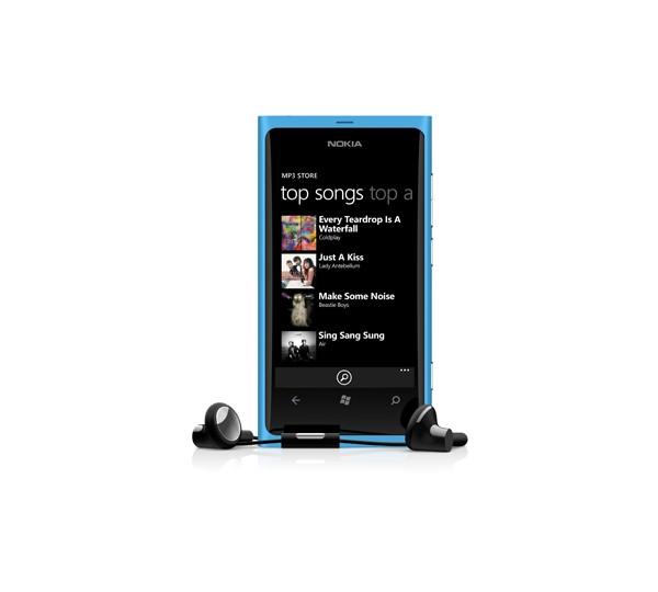 Nokia Lumia 800 im Test ▷ Testberichte.de-∅-Note