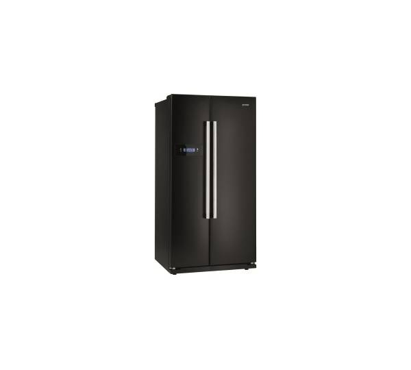 gorenje nrs 85728 side by side k hlschrank. Black Bedroom Furniture Sets. Home Design Ideas