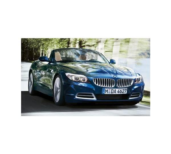 BMW Z4 [09] Im Test Testberichte.de-∅-Note