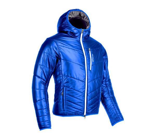Swisswool Jacket Piz Bianco